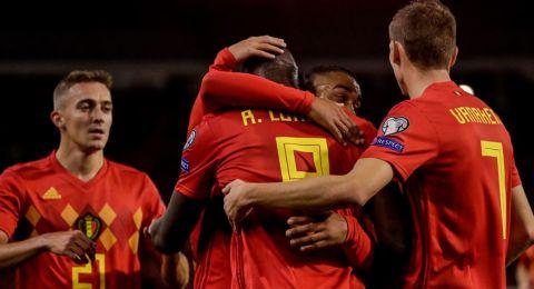 بلجيكا تسحق سان مارينو بـ 9 أهداف.. وتتأهّل لأمم أوروبا!