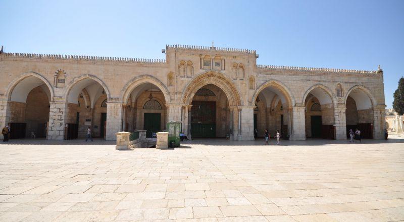 الدعوة لشد الرحال للأقصى خلال الأعياد اليهودية