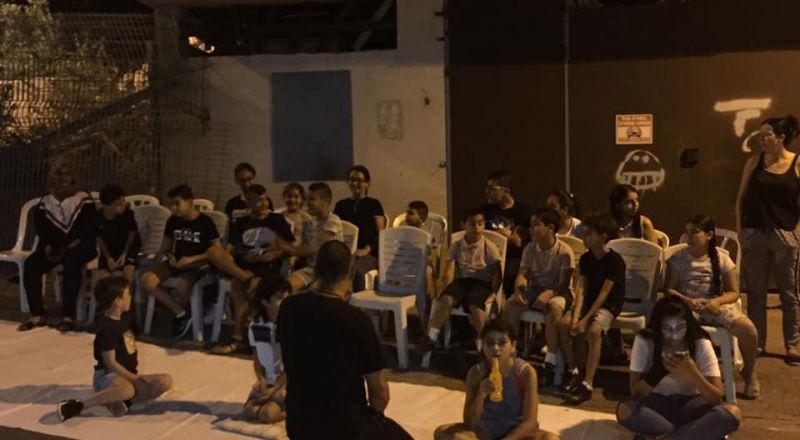 حيفا: التجمّع يعرض