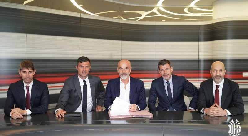 رسميا.. بيولي مدربا جديدا لميلان الإيطالي