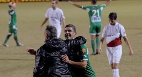 انس دبور يجعل العيد عيدين في الناصرة بعد الفوز لى هـ هرتسليا 1-0