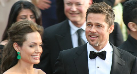 سبب طلاق انجلينا جولي وبراد بيت: