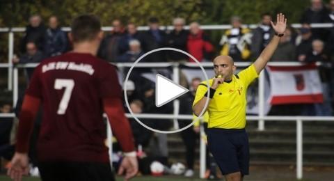 حكمان سوريان لاجئان يقودان مباريات بالدوري الألماني