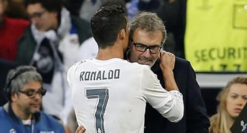 كريستيانو رونالدو: لا انوي مغادرة ريال مدريد.. وهذا ما قلته للوران بلان