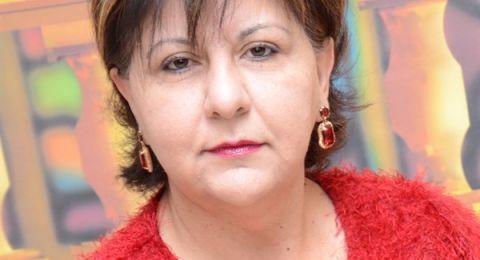 السيدة إلهام خازن من البعنة تترشح لرئاسة دولة إسرائيل