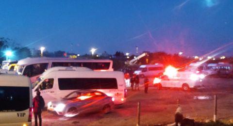اصابة خطيرة لشاب من جلجولية اثر شجار بين سائقين
