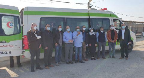 وفدٌ من الأطبّاء من فلسطينيي 48 يدخل إلى قطاع غزّة للمرّة الأولى منذ تفشّي جائحة كورونا
