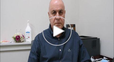 د. حنا ليوس: انصح بالتطعيم ضد الكورونا، فحسناته أكثر من مضار الكورونا