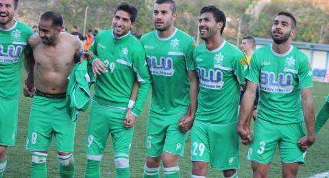 وما زالت انتصارات الاخاء النصراوي مستمرة فوز (1-0) على بيتار تل ابيب
