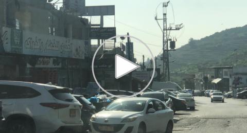 بعد تخفيف القيود .. حركة تجارية نشطة في قرى وادي عارة
