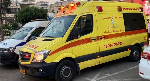 كابول: اصابة بالغة لطفلة ونقلها الى رمبام