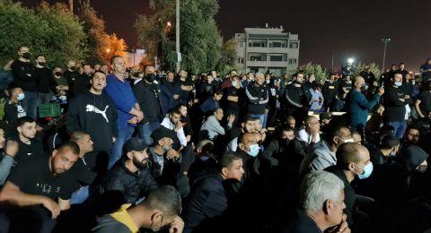 جلجولية: بمشاركة جماهير غفيرة، تشييع جثمان الفتى المرحوم محمد عدس
