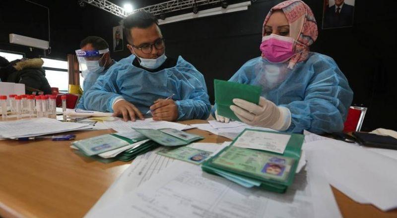 الإحصاء الفلسطيني: 50.2% من المصابين بفيروس