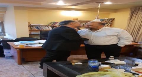 منصور عباس ومطانس شحادة يشكران أبناء شعبنا