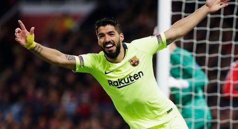 برشلونة يضع قدمًا في النصف نهائي ويوفنتوس يعود متعادلًا