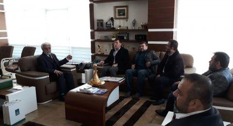 قونية التركيّة: تفاعل واسع مع محاضرات الشيخ د. رائد فتحي