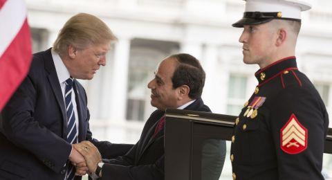 خلال زيارة السيسي للولايات المتحدة .. واشنطن تهدد بفرض المزيد من العقوبات على مصر