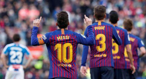 ديمبلي يعزز صفوف برشلونة قبل مواجهة يونايتد في أبطال أوروبا