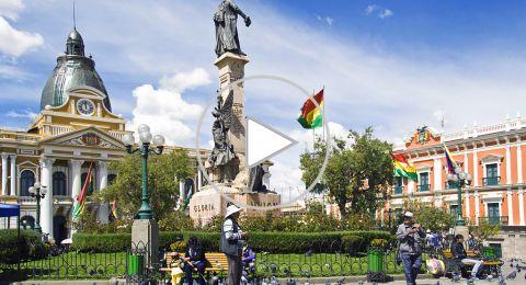 بوليفيا: العاصمة لا باز وجهة سياحية تستحق الزيارة