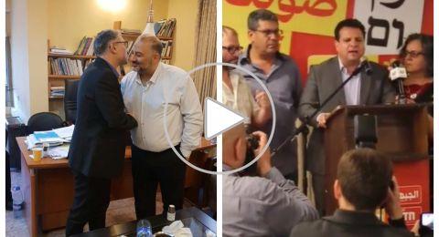 نتائج شبه نهائية: الجبهة والعربية للتغيير 6 .. الموحدة والتجمع 4 .. ونتنياهو يفوز