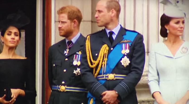 الأمير وليام حذر شقيقه هاري من ميغان ماركل... شجار وتصالح على مضض