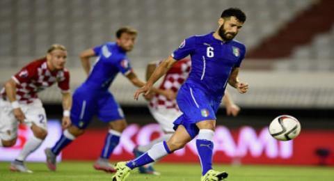 كرواتيا تحتفظ بقمة مجموعتها بتصفيات اليورو رغم التعادل مع إيطاليا 1-1