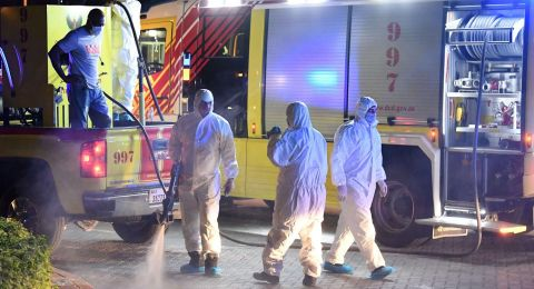 وفاة ثمانينية إماراتية أصيبت و10 من أبنائها وأحفادها بكورونا