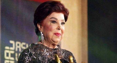 حقن الفنانة رجاء الجداوي بالعلاج الجديد المضاد لفيروس كورونا