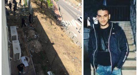باقة الغربية : العثور على جثة الشاب رامي أمين خشان (25 عامًا) بظروف غامضة
