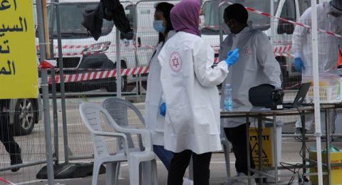 اعلان عن اصابة شابة من باقة الغربية بفيروس كورونا