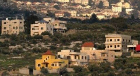 خطة الضم الاسرائيلية تبقي 43 قرية في الضفة مجهولة المصير