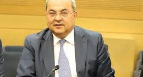 الطيبي يطالب الشرطة بنشر الفيديوهات التي توثق قتل الشهيد اياد حلاق