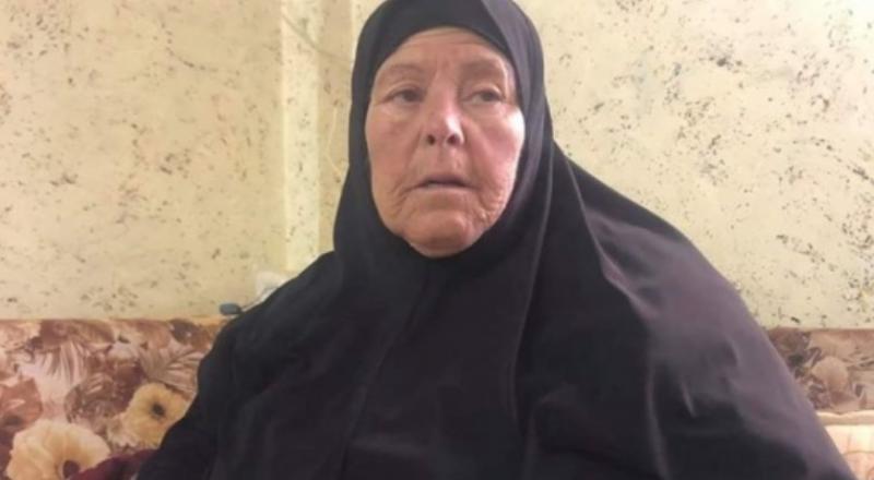 وفاة والدة الشهيد يحيى عياش