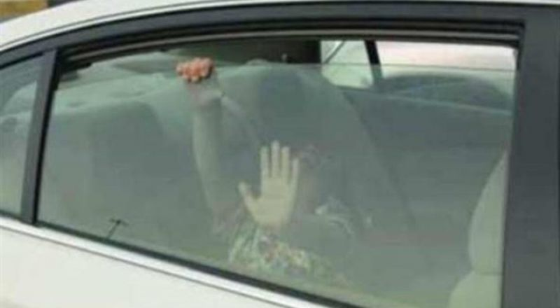 نسيان طفل داخل سيارة في الجليل الأعلى