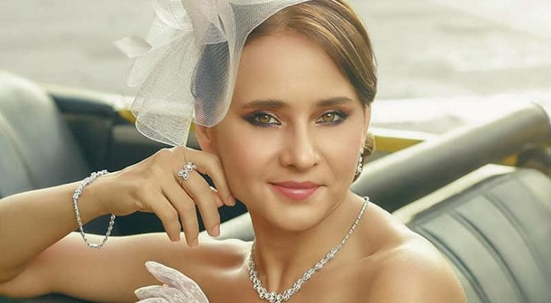 نيللي كريم تعلن خطوبتها رسميا والزواج في هذا الموعد