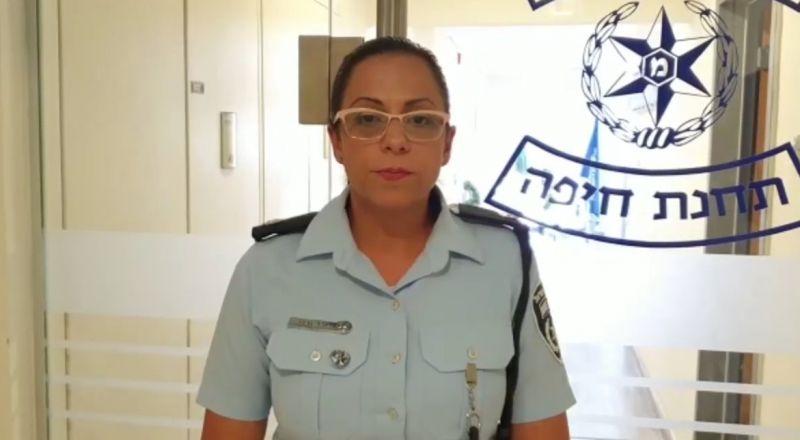 الشرطة تلقي القبض على مشتبه 21 عاما من سكان حيفا بشبهة اغتصاب فتاه قاصر