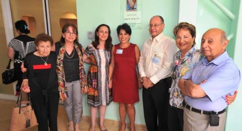 نهريا: تخليد ذكرى اول طبيبة جراحة في البلاد