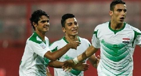 الاوروغواي تبلغ نهائي كأس العالم بالفوز على العراق