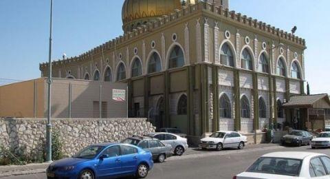 الناصرة: مشروع قاعة لبيوت عزاء المسلمين وموقف سيارات قرب