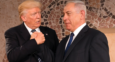 معاريف: أرنب نتنياهو الجديد: حلف دفاع بين إسرائيل والولايات المتحدة