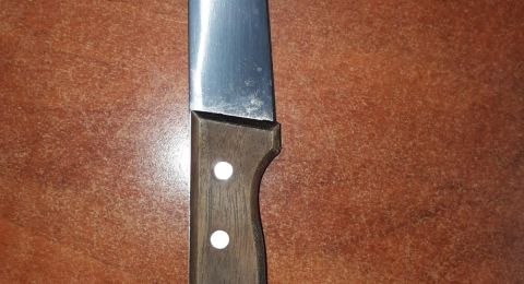 اعتقال فلسطيني بحجة انه يحمل سكينًا