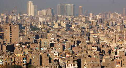 هزة أرضية خفيفة تضرب القاهرة