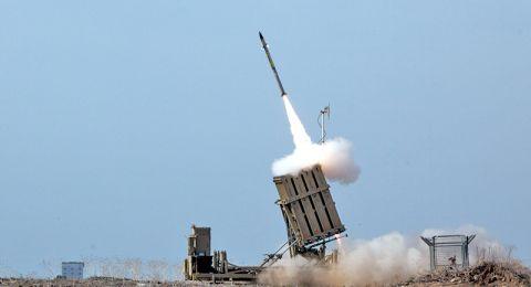 إسرائيل تعزز منظومة القبة الحديدية جنوبي البلاد