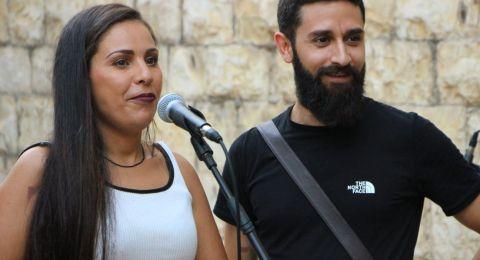 النصراويون يتضامنون مع المبادرة مها شحادة