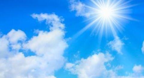 حالة الطقس: اجواء شديدة الحرارة