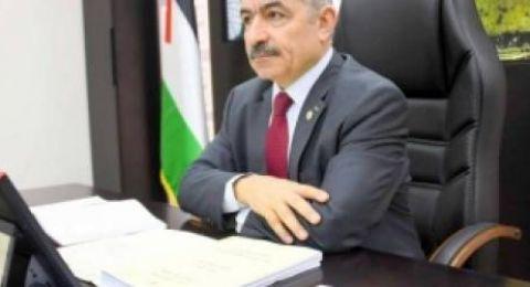 اجتماع اردني فلسطيني على مستوى رؤساء الوزراء