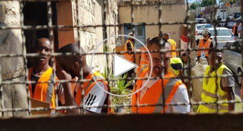 الاحتلال يخلي عائلة صيام من منزلها بسلوان لصالح المستوطنين