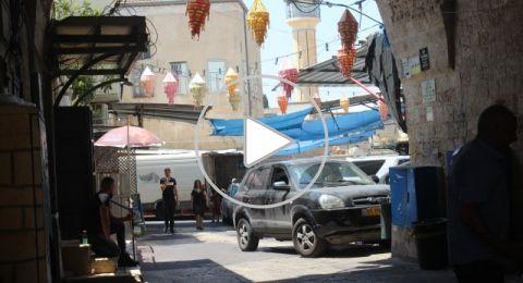 سوق الناصرة يلفظ أنفاسه الأخيرة ومناشدات من التجار لانقاذه!