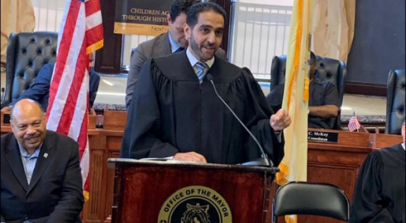 الفلسطيني عبد المجيد عبد الهادي قاضيا للقضاة في أميركا