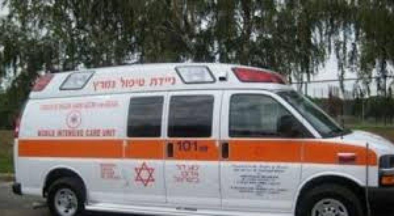 تل السبع: اصابة متوسطة لفتى (16عاما) جراء اندلاع حريق
